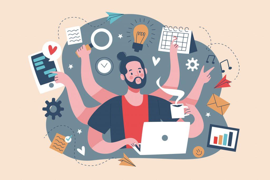6 maneiras de melhorar sua produtividade usando tecnologia