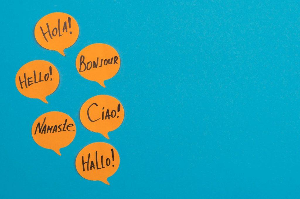 Sobre aprender um novo idioma e resolver problemas com mais facilidade
