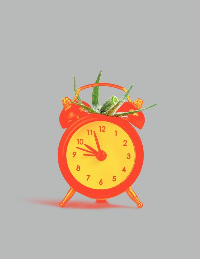 Conciliando tempo e produtividade em tempos de pandemia