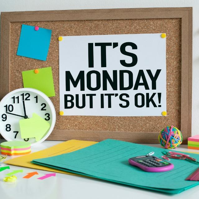 Como fazer para ter uma segunda-feira mais produtiva<br><br>